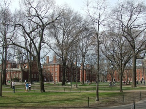 Universidad de Harvard, por Miguel Alvarez, vía Flickr