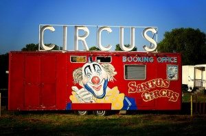 Circus, by Raindog, vía Flickr