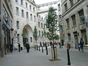 La London School of Economics, por Copelaes, vía Flickr