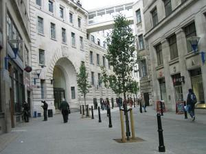 La London School of Economics, por Copelaes, vía Flickr