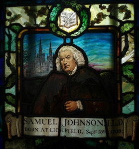 Samuel Johnson, by JJn1, vía Flickr