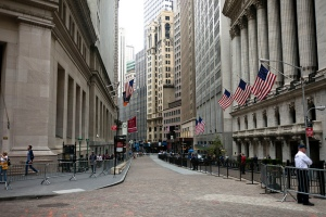 Wall Street, by Dan Nguyen, vía Flickr