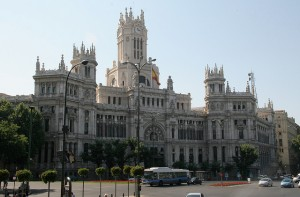Banco de España, por Patrick Rasenberg, by Flickr