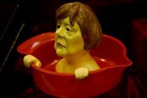 Merkel-citronpresser, by hoppetossen, vía Flickr