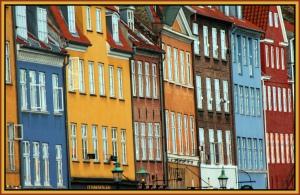 Calle Nyhavn, Copenhaguen, by Santi Martin, by Flickr