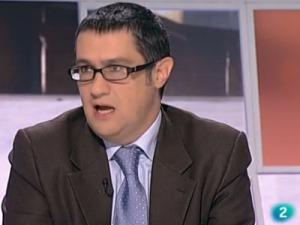 Manel Manchón, en La Dos