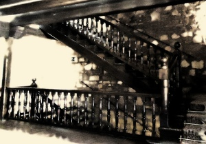 Escalera jnj melibeo, by flickr