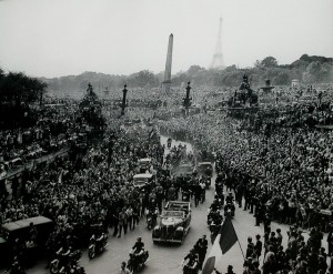 Liberation de Paris, by Clapagaré by Flickr