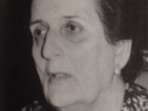 Pilar Careaga, alcaldesa de Bilbao